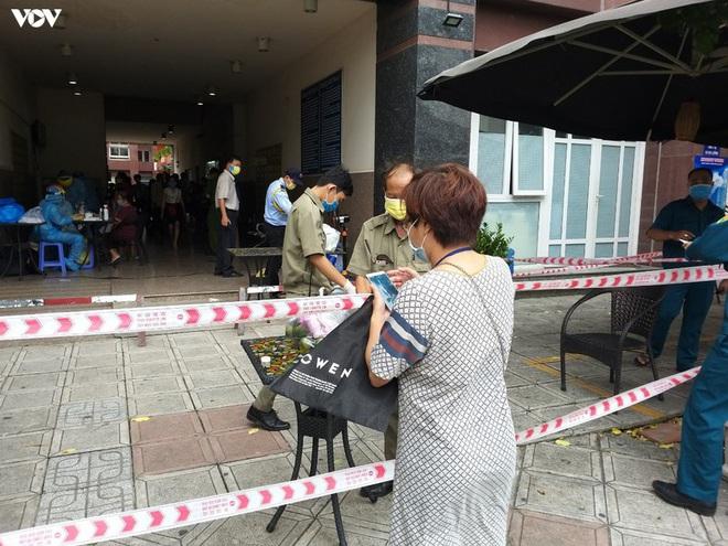 335 cư dân Chung cư Thái An 2 tại TPHCM âm tính với Covid-19 - ảnh 1