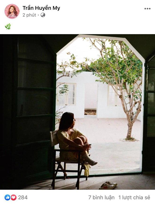 Sau 4 ngày bị lộ clip riêng tư, Amee có chia sẻ đầu tiên trên mạng xã hội - ảnh 1