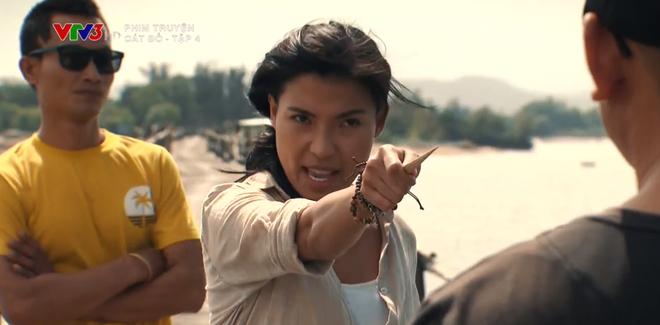 Bà cả hùng hổ thuê người thanh toán tiểu tam Thúy Diễm, ai ngờ gặp ngay kình ngư hạng xịn ở tập 4 Cát Đỏ - ảnh 6