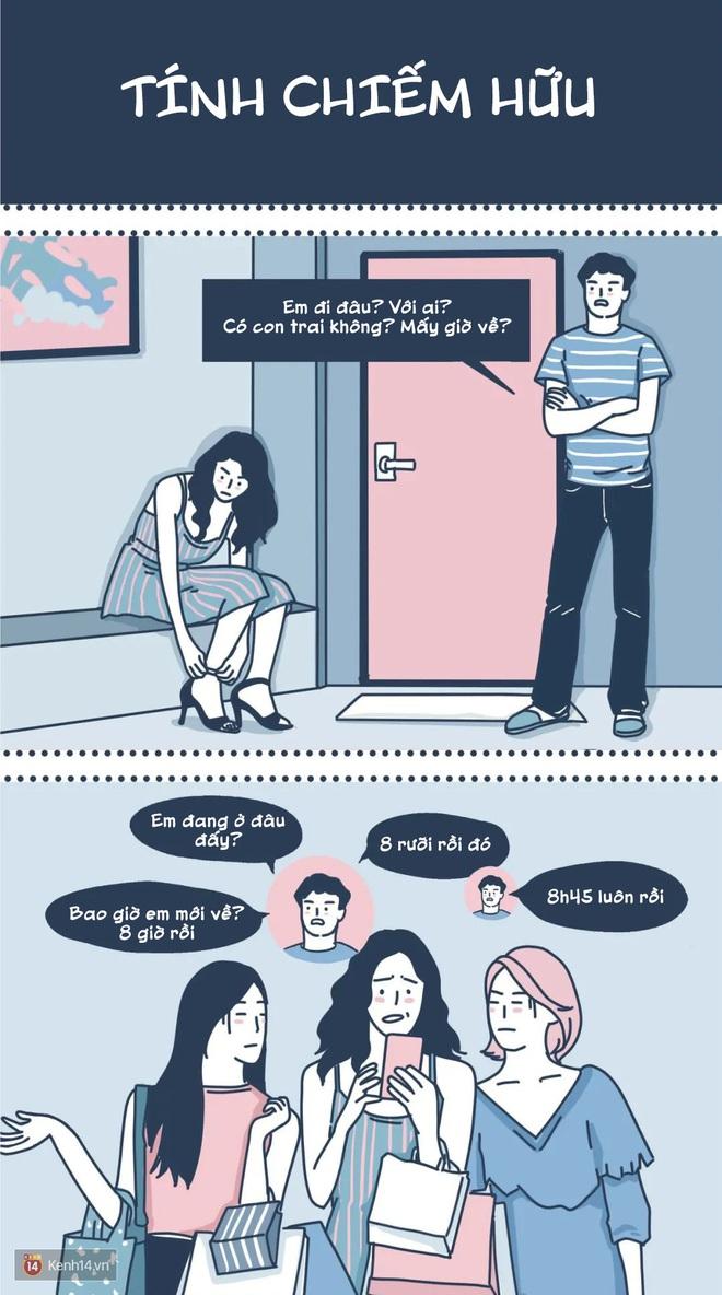 9 kiểu bạn trai mà con gái thà ế còn hơn sảy chân vào  - Ảnh 7.
