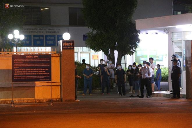 0h ngày 8⁄8: Bệnh viện C Đà Nẵng chính thức kết thúc phong tỏa - Ảnh 10.