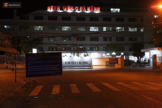 0h ngày 8⁄8: Bệnh viện C Đà Nẵng chính thức kết thúc phong tỏa - Ảnh 11.