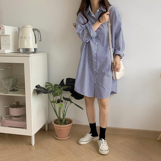 Cứ mix 5 kiểu váy sau với giày sneaker, bạn sẽ được nhân đôi vẻ sành điệu và xịn sò - ảnh 12