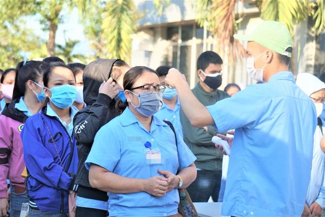 Đà Nẵng có 11 công nhân làm việc tại khu công nghiệp mắc Covid-19 - ảnh 1
