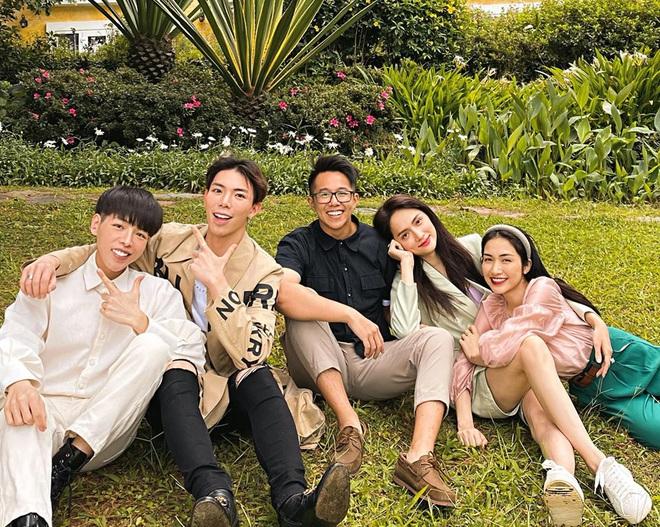 Vắng mặt trong tiệc tối hậu drama Hi em, Hoà Minzy có ngay động thái hổ báo ngay khi được Matt Liu réo gọi - ảnh 1