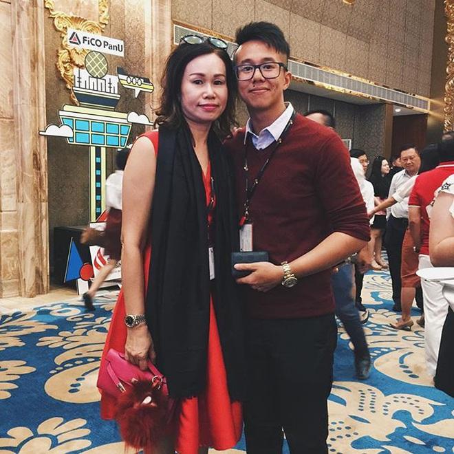 Mẹ của Matt Liu có bộ sưu tập túi hiệu chuẩn đại gia, xem chừng hợp cạ với con dâu tương lai Hương Giang quá đi thôi - ảnh 7