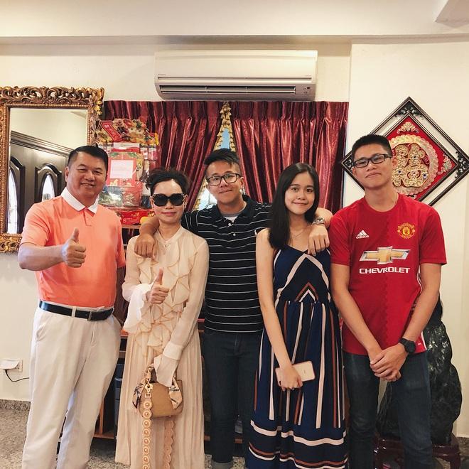 Mẹ của Matt Liu có bộ sưu tập túi hiệu chuẩn đại gia, xem chừng hợp cạ với con dâu tương lai Hương Giang quá đi thôi - ảnh 4