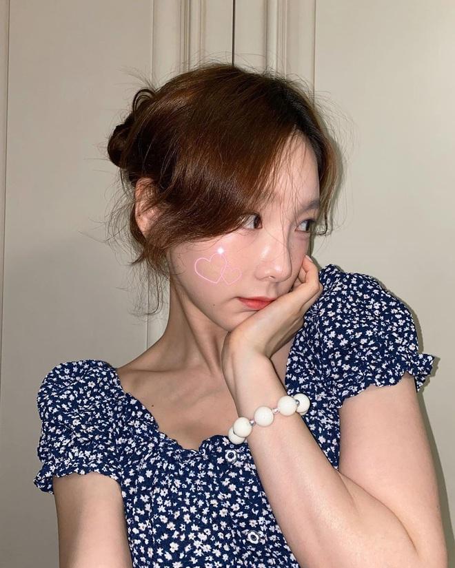 Ghim 6 kiểu tóc xinh như mộng của các chị đẹp nhà SNSD, bạn thế nào cũng tìm thấy thần chú để nhan sắc lên hương - ảnh 14