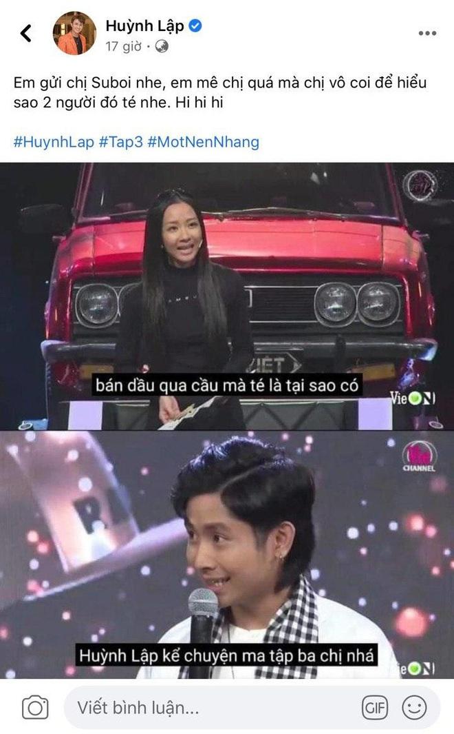 Hoá ra Ricky Star nhờ cày show kể truyện ma của Huỳnh Lập mà quẩy ra hit Bắc Kim Thang phá đảo Rap Việt - ảnh 3