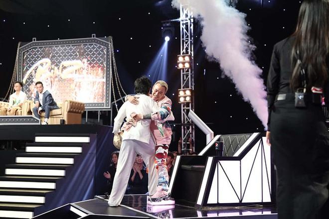 Decao mê mẩn màn rap của thí sinh đội Binz, tuyên bố luôn từ giờ là fan của Ricky Star - ảnh 3