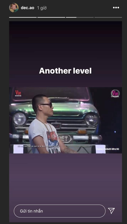 Decao mê mẩn màn rap của thí sinh đội Binz, tuyên bố luôn từ giờ là fan của Ricky Star - ảnh 5