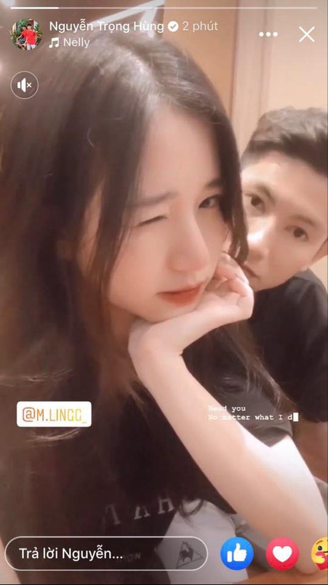 Thêm một cô gái gia nhập làng WAGs Việt: Bạn gái tuyển thủ U23 Việt Nam, nhan sắc thanh thuần, xinh đẹp - ảnh 2