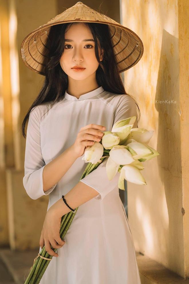 Thêm một cô gái gia nhập làng WAGs Việt: Bạn gái tuyển thủ U23 Việt Nam, nhan sắc thanh thuần, xinh đẹp - ảnh 7