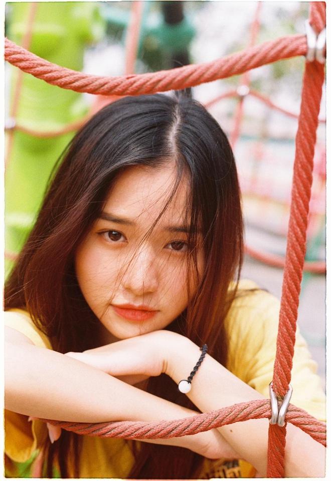 Thêm một cô gái gia nhập làng WAGs Việt: Bạn gái tuyển thủ U23 Việt Nam, nhan sắc thanh thuần, xinh đẹp - ảnh 5