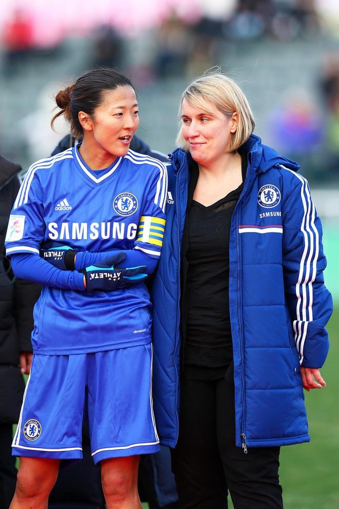 Chuyện thật như đùa: Nữ cầu thủ từng vô địch World Cup đầu quân cho... một đội bóng nam tại Nhật Bản - ảnh 3