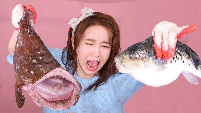 """7 nữ YouTuber mukbang đình đám nhất xứ kim chi hiện nay: Đọ số liệu mới thấy ai """"khủng"""" nhất, đi đôi với nổi tiếng là… tai tiếng - Ảnh 12."""