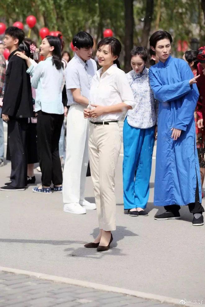 Gần 20 năm sau Như Ý Cát Tường, Trần Hảo nay đã 40 tuổi: Từng bị chê béo tròn thô kệch nhưng sắc vóc hiện tại mới thực sự gây choáng - ảnh 12