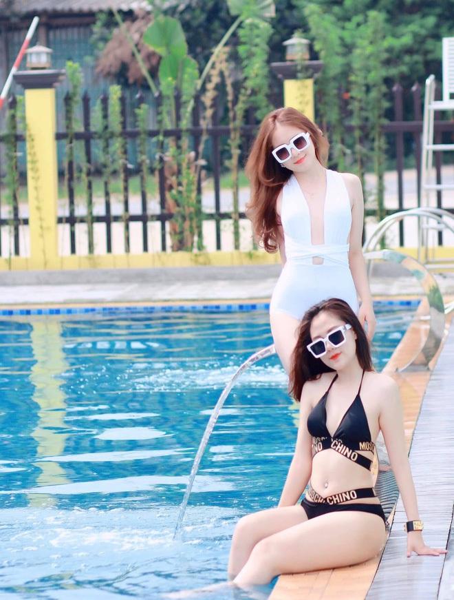Tiếp tục series bikini của dàn thí sinh Hoa hậu: Khoe trọn chân dài 1m21, body chuẩn nhờ ăn kiêng và tập gym chăm chỉ - Ảnh 13.