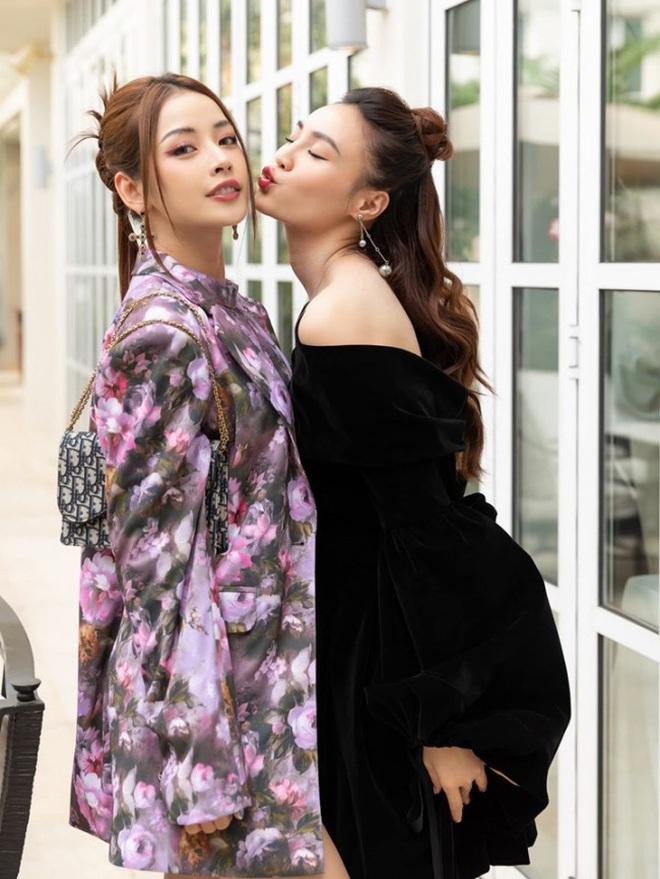 """Chi Pu cứ đụng độ mỹ nhân Việt - Hàn là gây bão: Nhăm nhe át cả Ngọc Trinh - Park Shin Hye nhưng """"thua đậm"""" Tiffany (SNSD) vì quá dừ - Ảnh 5."""