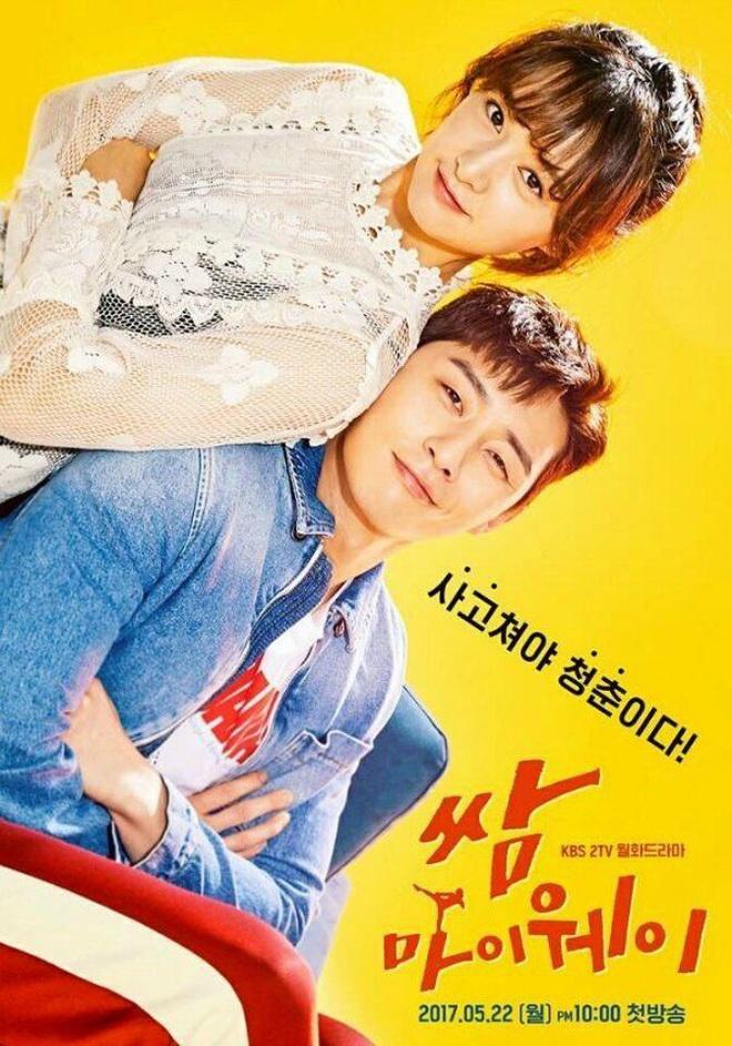 7 phim Hàn nạp năng lượng tuổi thanh xuân: Bỏ qua sao được Record of Youth của Park Bo Gum! - Ảnh 4.