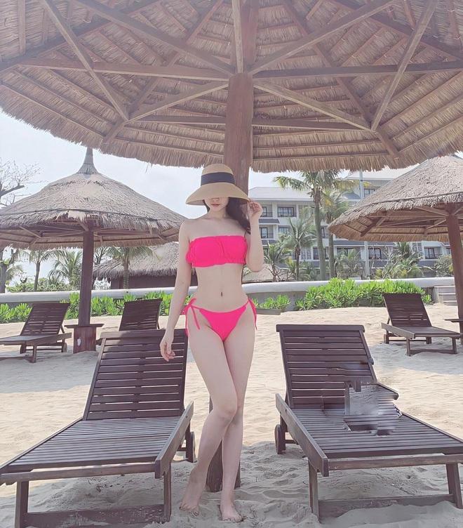 Tiếp tục series bikini của dàn thí sinh Hoa hậu: Khoe trọn chân dài 1m21, body chuẩn nhờ ăn kiêng và tập gym chăm chỉ - Ảnh 5.