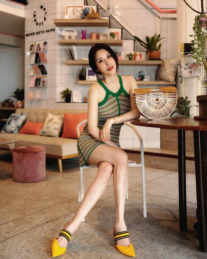 Chạm ngưỡng tuổi 41, nữ MC người Đài Loan hé lộ 4 nguyên tắc giúp cô duy trì vóc dáng thon thả như gái đôi mươi - ảnh 5