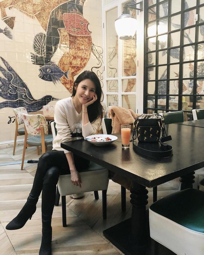 Chạm ngưỡng tuổi 41, nữ MC người Đài Loan hé lộ 4 nguyên tắc giúp cô duy trì vóc dáng thon thả như gái đôi mươi - ảnh 9