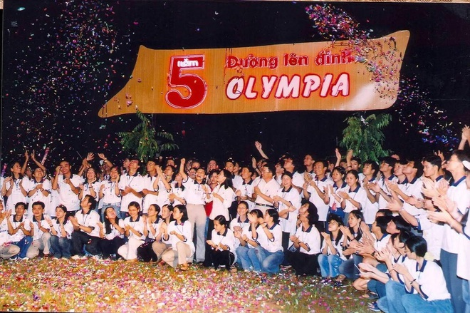 Gameshow già đời nhất VTV - Đường lên đỉnh Olympia và 20 năm phát sóng: Chiếc hộp ký ức của bao thế hệ xem truyền hình! - ảnh 5