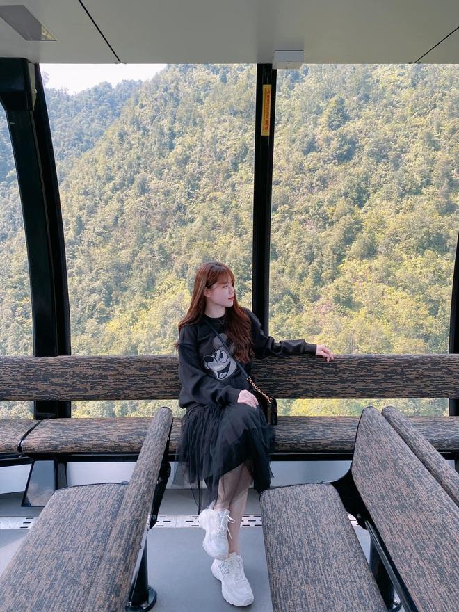 Huỳnh Anh lên tiếng về việc suốt ngày tắt-bật chế độ hẹn hò với Quang Hải: Mình cảm thấy thoải mái là được - ảnh 2