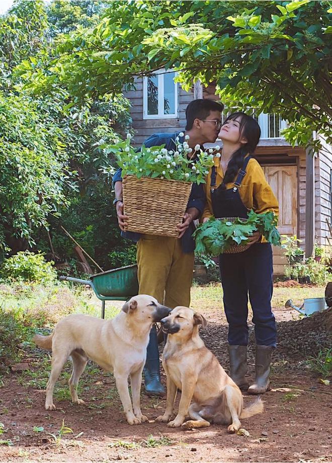 Những mẩu chuyện chưa kể của đôi vợ chồng trẻ bỏ phố về rừng: Không phải ai sinh ra cũng để trồng rau, nuôi cá - ảnh 11
