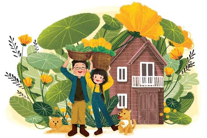 Những mẩu chuyện chưa kể của đôi vợ chồng trẻ bỏ phố về rừng: Không phải ai sinh ra cũng để trồng rau, nuôi cá - ảnh 17