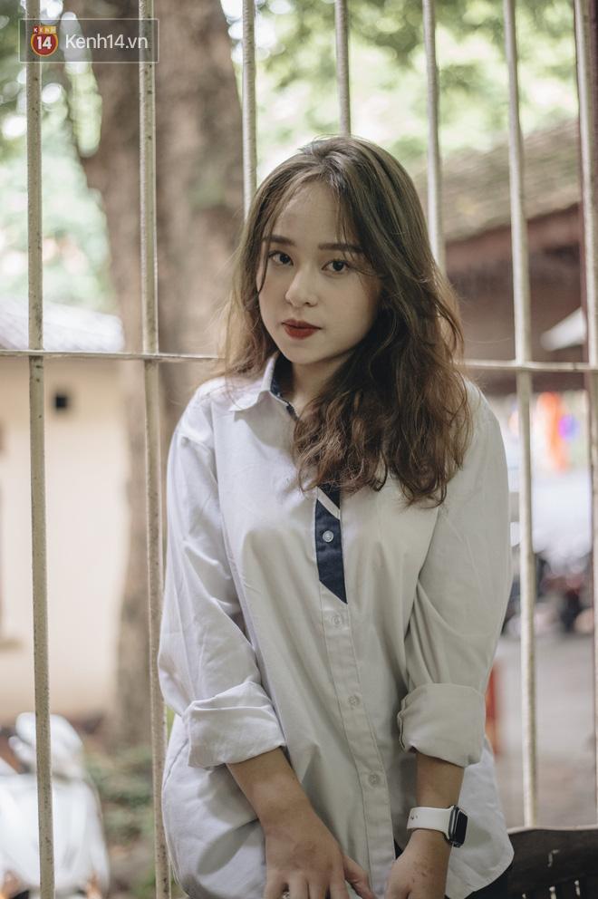 Gặp nữ sinh chiếm trọn spotlight mùa #Back2school của THPT Trần Phú nhờ giảm 10kg, diện áo dài cực đẹp - ảnh 6