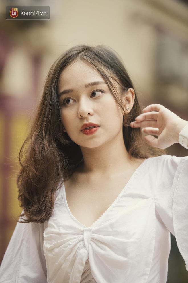 Gặp nữ sinh chiếm trọn spotlight mùa #Back2school của THPT Trần Phú nhờ giảm 10kg, diện áo dài cực đẹp - ảnh 9