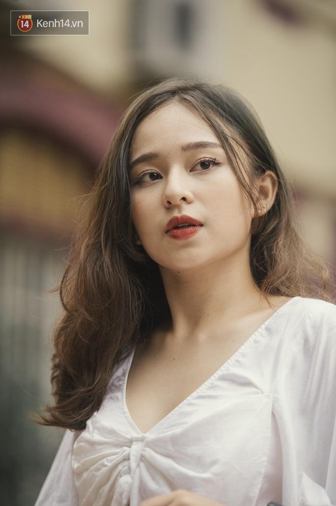 Gặp nữ sinh chiếm trọn spotlight mùa #Back2school của THPT Trần Phú nhờ giảm 10kg, diện áo dài cực đẹp - ảnh 4