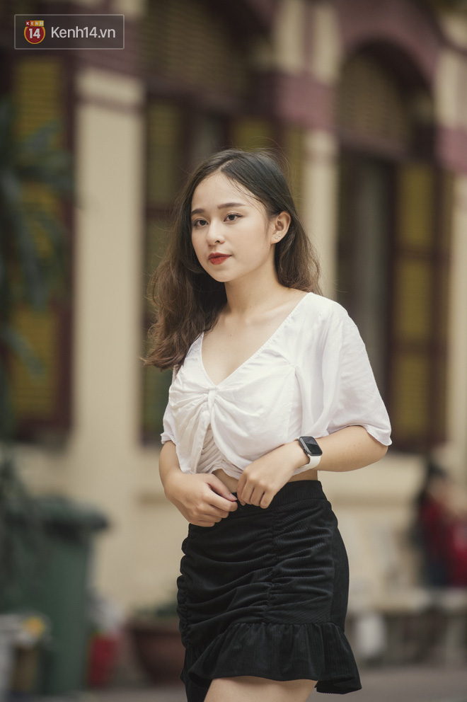 Gặp nữ sinh chiếm trọn spotlight mùa #Back2school của THPT Trần Phú nhờ giảm 10kg, diện áo dài cực đẹp - ảnh 5