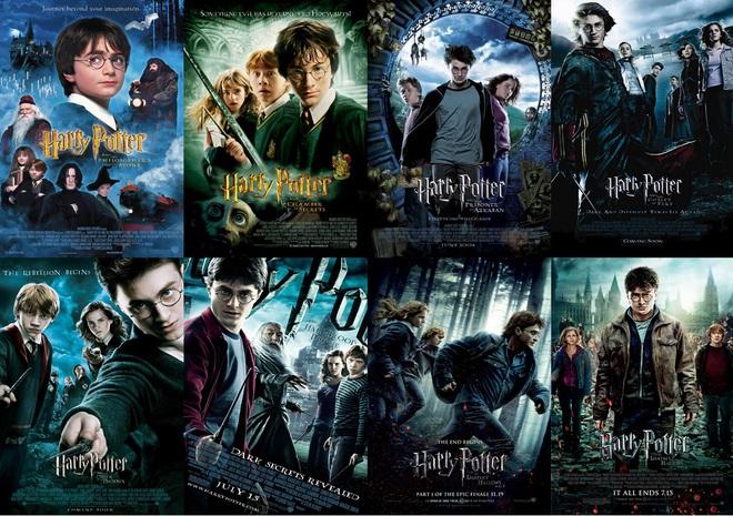 """19 năm sau cơn sốt toàn cầu Harry Potter: Người thành sao hạng A, kẻ cống hiến miệt mài để """"thoát xác"""" - ảnh 1"""