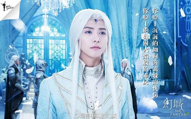 Lý Dịch Phong đu trend tóc bạch kim ở Kính Song Thành nhưng mốt hơi lỗi thời không? - ảnh 4