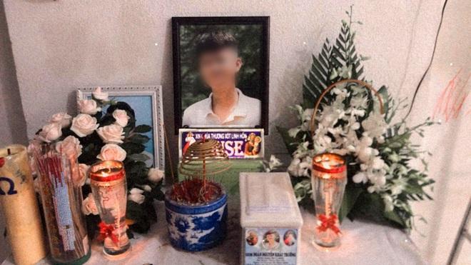 """Nam sinh 17 tuổi ở Sài Gòn bị đâm tử vong trong lúc uống trà sữa: """"Cháu nói đi học thêm nhưng không về nữa"""" - ảnh 4"""