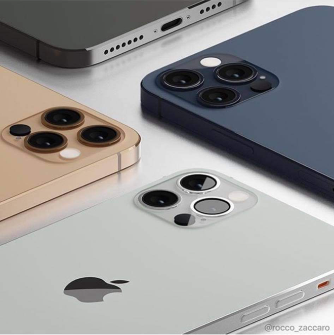 Phác thảo rõ nét nhất về iPhone 12 sau sự kiện Apple: sẽ có màu xanh Navy, bán ra không có củ sạc - ảnh 5