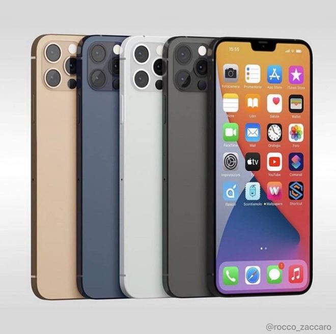 Phác thảo rõ nét nhất về iPhone 12 sau sự kiện Apple: sẽ có màu xanh Navy, bán ra không có củ sạc - ảnh 4