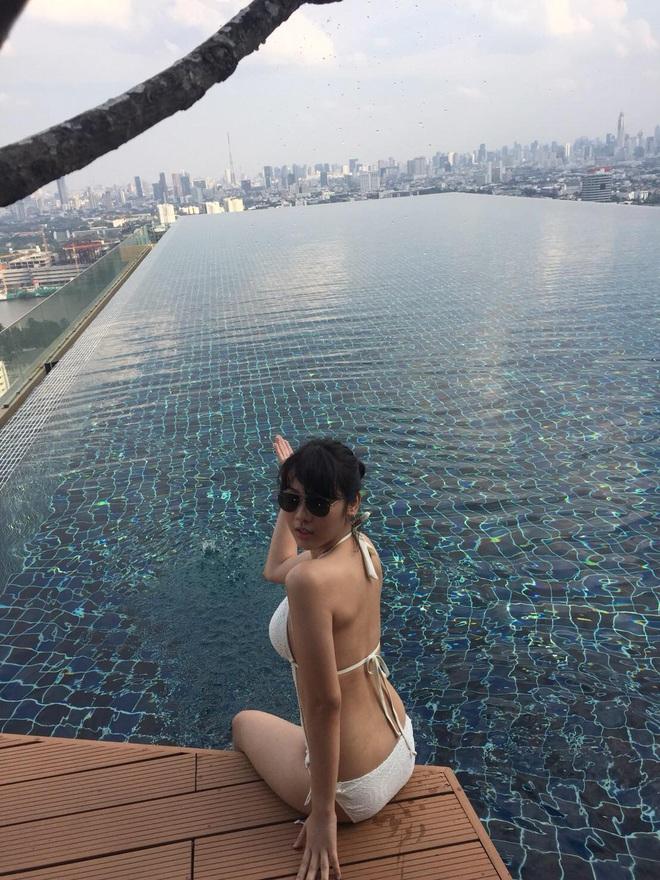 Dân mạng Trung Quốc phát sốt vì hot girl trà sữa Thái Lan, không giấu giếm mình là người chuyển giới - ảnh 17