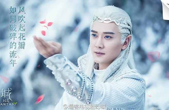 Lý Dịch Phong đu trend tóc bạch kim ở Kính Song Thành nhưng mốt hơi lỗi thời không? - ảnh 6