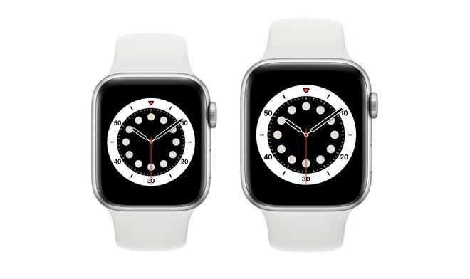 So sánh nhanh Apple Watch Series 6 và người đàn em giá rẻ Watch SE - ảnh 5