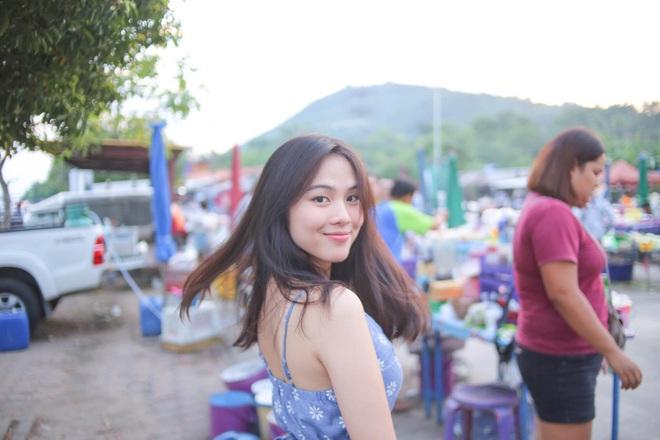 Dân mạng Trung Quốc phát sốt vì hot girl trà sữa Thái Lan, không giấu giếm mình là người chuyển giới - ảnh 15