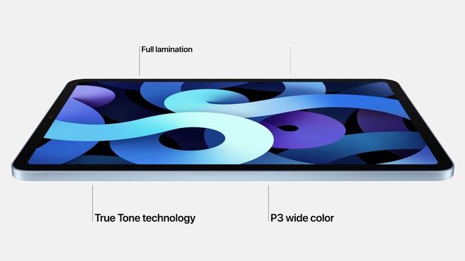 Không có iPhone 12, iPad Air trở thành tâm điểm chú ý với thiết kế cạnh vuông mới, đẹp hơn! - ảnh 12