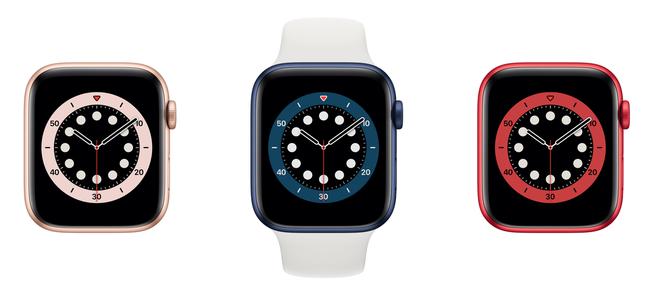So sánh nhanh Apple Watch Series 6 và người đàn em giá rẻ Watch SE - ảnh 2