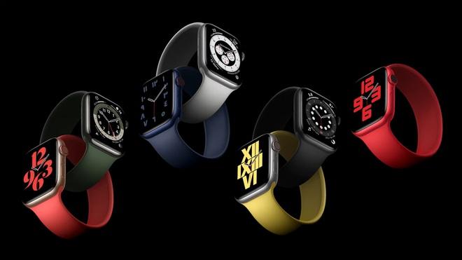 So sánh nhanh Apple Watch Series 6 và người đàn em giá rẻ Watch SE - ảnh 10