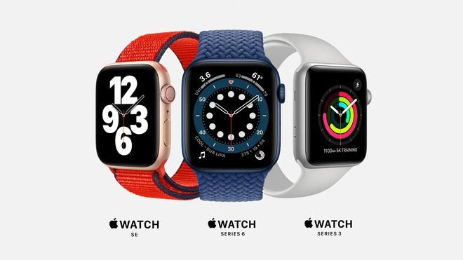 So sánh nhanh Apple Watch Series 6 và người đàn em giá rẻ Watch SE - ảnh 12