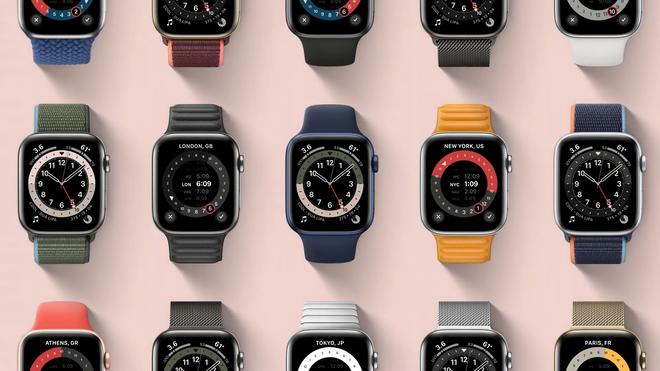 So sánh nhanh Apple Watch Series 6 và người đàn em giá rẻ Watch SE - ảnh 1