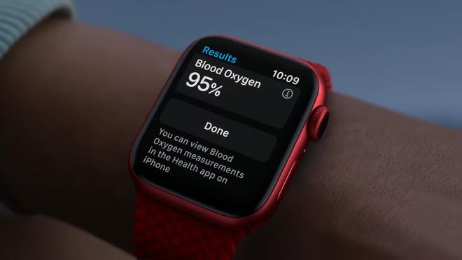 So sánh nhanh Apple Watch Series 6 và người đàn em giá rẻ Watch SE - ảnh 9